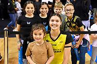 Parris Mason of the Pulse, ANZ Premiership Netball - Te Wānanga o Raukawa Pulse v Northern Mystics at TSB Bank Arena, Wellington, New Zealand on Monday 10 May 2021.<br /> Photo by Masanori Udagawa. <br /> www.photowellington.photoshelter.com