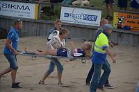 FIERLJEPPEN: IJLST: 18-07-2018, Fardau van Akker, ©foto Martin de Jong