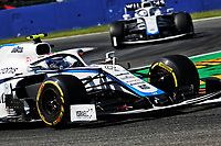 4th September 2020; Autodromo Nazionale Monza, Monza, Italy ; Formula 1 Grand Prix of Italy, free practise sessions;  6 Nicholas Latifi CAN, Williams Racing