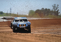 Apr 15, 2011; Surprise, AZ USA; LOORRS driver Rick Huseman (36) during round 3 and 4 at Speedworld Off Road Park. Mandatory Credit: Mark J. Rebilas-.