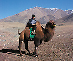 Art Wolfe, Western Mongolia