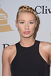 Iggy Azalea attends the 2015 Pre-GRAMMY Gala & GRAMMY Salute to Industry Icons with Clive Davis at the Beverly Hilton  in Beverly Hills, California on February 07,2015                                                                               © 2015 Hollywood Press Agency
