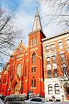 St. John's Lutheran Church in GreenPoint, Brooklyn, New York on Sunday, January 11, 2009.