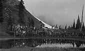 0613-Q65.  Mazamas, Mt Rainier, Washington state, 1918