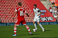 Sun 06 October 2013 Pictured: Michu of Swansea Re: Barclays Premier League Southampton FC  v Swansea City FC  at St.Mary's Stadium, Southampton