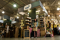 BOGOTÁ -COLOMBIA. 15-12-2017: Expoartesanías 2017 es la principal feria artesanal de América Latina, feria en asocio entre  Artesanías de Colombia y Corferias, con el objetivo de promover la conservación de los oficios tradicionales con altos estándares de calidad en los productos artesanales para dinamizar y fortalecer el sector artesanal. / Expoartesanías 2017 is the main handicraft fair in Latin America, a trade show in partnership between Artesanias de Colombia and Corferias, its objective is to promote the conservation of traditional crafts with high quality standards in handicraft products to boost and strengthen the craft sector. Photo: VizzorImage/ Gabriel Aponte / Staff