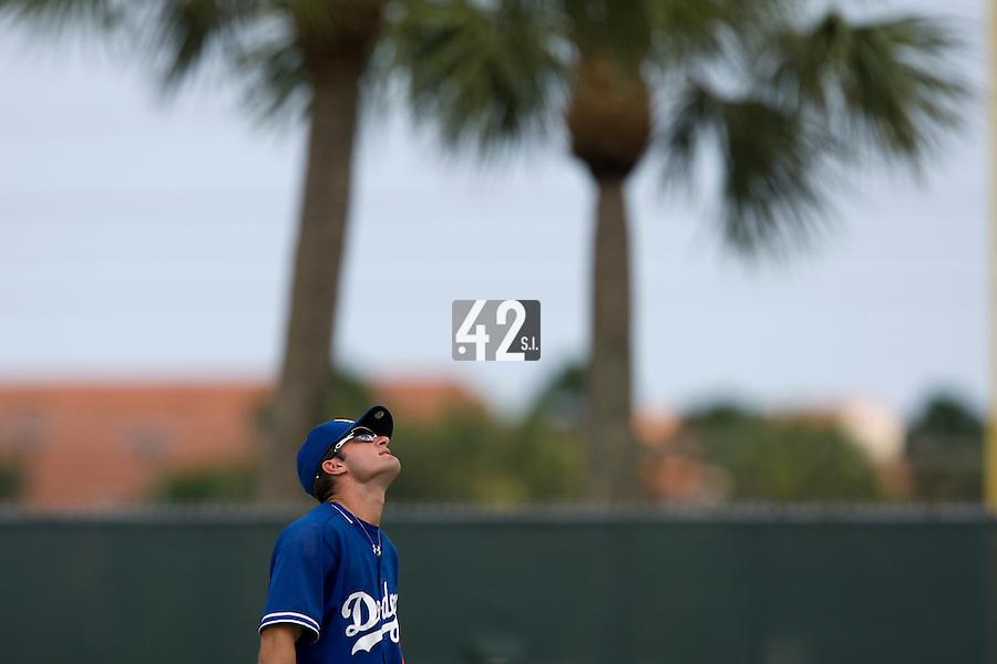BASEBALL - MLB - DODGERTOWN - ROGER DEAN STADIUM (USA) - 01/08/2008 - PHOTO: CHRISTOPHE ELISE.JORIS BERT (LOS ANGELES DODGERS)
