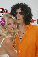 HOWARD STERN_BETH OSTROSKY<br /> BETH OSTROSKY HOST FHM EVENT TO CELEBRATE HER AUGUST COVER AT WHISKEY PARK , NEW YORK CITY  07/01/2004 <br /> Photo By John Barrett/PHOTOlink
