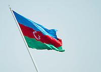 Azerbaijan Flag<br /> 1st European Olympic Games <br /> Baku Azerbaijan 12-28/08/2015<br /> Photo Andrea Masini/Deepbluemedia/Insidefoto