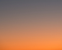 Transitioning colours of sunset, Westland Tai Poutini National Park, UNESCO World Heritage Area,  West Coast, New Zealand, NZ