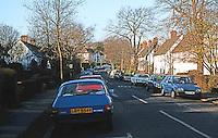 London: Hampstead Garden Suburb.  Photo '90.