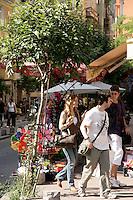 Cihangir, Istanbul, Turkey