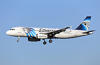 Pictured: The Airbus A320-232, stock picture dated January 2015 at Brussels Airport<br />