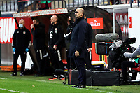 24th March 2021; Leuven, Belgium; Roberto Martinez head coach of Belgian Team during the World Cup Qatar 2022 Qualifiers Match between Belgium and Wales on March 24, 2021 in Leuven, Belgium