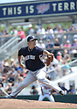 MLB: training game - New York Yankees vs Minnesota Twins