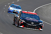 2017 Monster Energy NASCAR Cup Series<br /> O'Reilly Auto Parts 500<br /> Texas Motor Speedway, Fort Worth, TX USA<br /> Sunday 9 April 2017<br /> Matt Kenseth Toyota Let's Go Placess Toyota Camry and AJ Allmendinger<br /> World Copyright: Russell LaBounty/LAT Images<br /> ref: Digital Image 17TEX1rl_5083