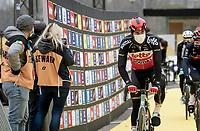 John Degenkolb (DEU/Lotto-Soudal) at the race start in Antwerpen<br /> <br /> 105th Ronde van Vlaanderen 2021 (MEN1.UWT)<br /> <br /> 1 day race from Antwerp to Oudenaarde (BEL/264km) <br /> <br /> ©kramon