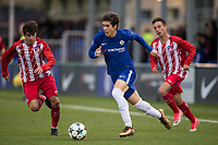 Chelsea U19 v Atletico Madrid Juvenil A - UEFA Youth League - 05.12.2017