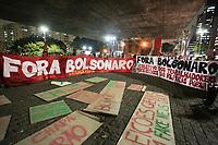 13.09.2019 - Protesto Diretas Já e contra Bolsonaro em SP