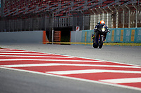 1st April 2021; Circuit de Barcelona Catalunya, Barcelona, Spain; FIM Superbike World Championship Testing; Andrea Locatelli of the Pata Yamaha WORLDSBK Team rides the Yamaha YZF R1
