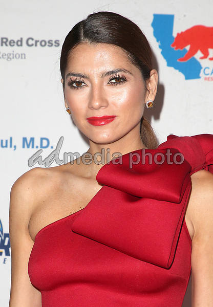 09 March 2018 - Los Angeles, California - Blanca Blanco. American Red Cross Annual Humanitarian Celebration Honoring The LA Chargers at the Skirball Cultural Center. Photo Credit: F. Sadou/AdMedia