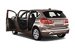Car images close up view of a 2018 BMW bmw 2activetourluxmv1fb 5 Door Mini Van doors
