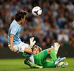 Manchester City v Newcastle United 19.08.2013