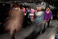 Catwalk<br /> at the Marta Jakubowski show as part of London Fashion Week, London<br /> <br /> <br /> ©Ash Knotek  D3378  16/02/2018