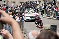 Jasper De Buyst (BEL/Lotto Soudal)<br /> <br /> Stage 3 from Lorient to Pontivy (183km)<br /> 108th Tour de France 2021 (2.UWT)<br /> <br /> ©kramon
