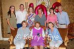 Tessie Kelleher, Cullen celebrated her 103rd birthday with her family in the International Hotel Killarney on Sunday front row l-r: Joan O'Riordan, Tessie Kelleher, Teresa Kelleher. Back row: Connie Vaughan, Treasa Kelleher, Mary O'Sullivan, Anna Kelleher, and Andrew Kelleher