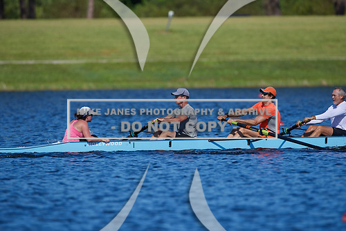 2018 World Rowing Masters Regatta on September 30, 2018 at Nathan Benderman Park in Sarasota, Florida.  (Mike Janes Photography)