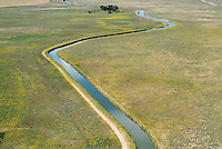 Irrigation ditch. Adams County, Colorado. Aug 2014,  812934