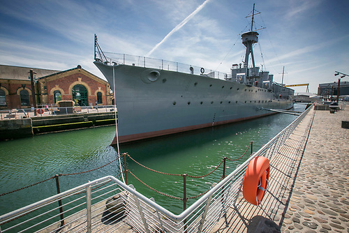 HMS Caroline  Photo: National Historic Ships