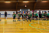 Dutchland Blitz vs Diamond State Roller Derby 6-9-18