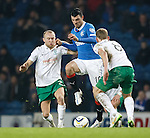 Haris Vuckic and Dylan McGeouch