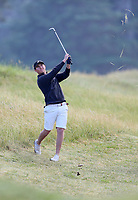 James Hydes during the New Zealand Amateur Golf Championship, Poverty Bay Golf Course, Awapuni Links, Gisborne, Friday 23 October 2020. Photo: Simon Watts/www.bwmedia.co.nz