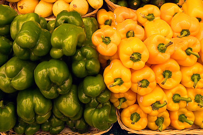 Peppers, Epicure, South Beach, Miami, Florida