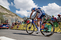 up the Tourmalet (HC/2115m/19km @7.4%)<br /> <br /> Stage 14: Tarbes to Tourmalet (117km)<br /> 106th Tour de France 2019 (2.UWT)<br /> <br /> ©kramon