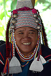 Thailand Tour.<br /> The Akha People, Chiang Mai.