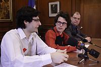 M  Boucher, crise etudiante 2012<br /> <br /> PHOTO :  Agence Quebec Presse