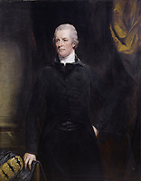 FILE IMAGE - William Pitt the Younger (28 May 1759 ñ 23 January 1806) was a British politician of the late 18th and early 19th centuries. He became the youngest Prime Minister in 1783 at the age of 24. <br /> <br /> Painting by John Hoppner, before 1800.