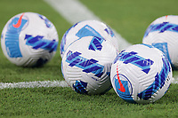 Nike official Serie A balls is seen during the friendly football match between SSC Napoli and Benevento Calcio at Diego Armando Maradona stadium in Napoli (Italy), September 06th, 2021. <br /> Photo Cesare Purini / Insidefoto