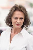 """Jacqueline Bisset<br /> """"Amant Double (L'Amant Double')"""" Photocall<br /> Festival de Cannes 2017"""