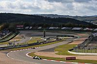 10th 2020, Nuerburgring, Nuerburg, Germany; FIA Formula 1 Eifel Grand Prix, Qualifying sessions;  63 George Russell GBR, Williams Racing