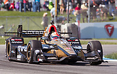 Verizon IndyCar Series<br /> IndyCar Grand Prix<br /> Indianapolis Motor Speedway, Indianapolis, IN USA<br /> Saturday 13 May 2017<br /> James Hinchcliffe, Schmidt Peterson Motorsports Honda<br /> World Copyright: Geoffrey M. Miller LAT Images