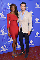 Oti Mabuse and Danny Mac<br /> celebrating the winners in this year's National Lottery Awards, the search for the UK's favourite Lottery-funded projects.  The glittering National Lottery Stars show, hosted by John Barrowman, is on BBC One at 10.45pm on Monday 12 September.<br /> <br /> <br /> ©Ash Knotek  D3151  09/09/2016