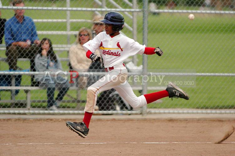 Major Cardinals Vs. Diamondbacks April 30, 2009.