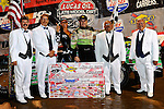 Aug 15, 2010; 1:05:18 AM; Union, KY., USA; TheSunoco Race Fuels North/South 100î running a 50,000-to-win event presented by Lucas Oil at Florence Speedway in Union, KY. Mandatory Credit: (thesportswire.net)