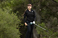 STANFORD, CA - APRIL 25: Therese Warner at Stanford Golf Course on April 25, 2021 in Stanford, California.