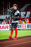 Guangzhou Evergrande vs Gamba Osaka match as part the AFC Champions League 2015 Semi Final 1st Leg match on September 30, 2015 at  Tianhe Sport Center in Guangzhou, China. Photo by Aitor Alcalde / Power Sport Images